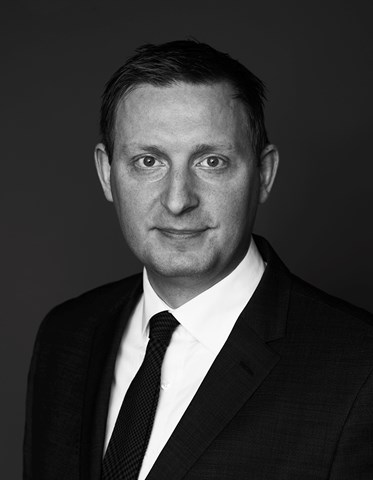 Benedikt Egill Árnason  - Attorney at Law, Partner